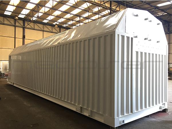 Container Mont-ele